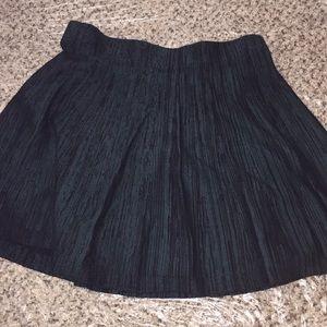 Loose Fitting Skirt